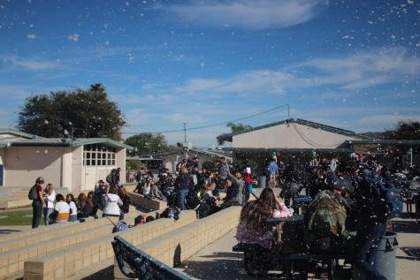 Cam High's Winter Wonderland