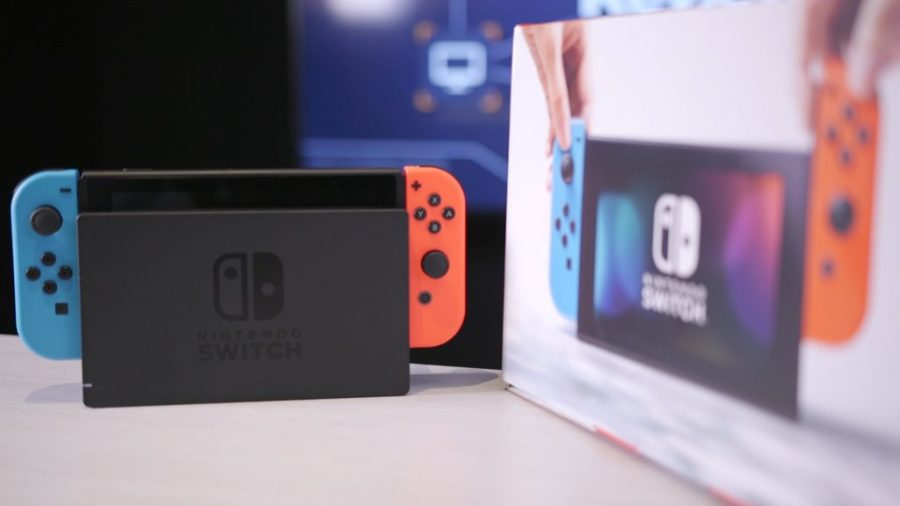The+Nintendo+Switch+can+be+distracting+to+students+and+should+not+be+used+during+class+time.+
