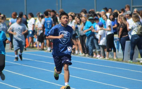 The Ventura County Special Olympics Track Meet