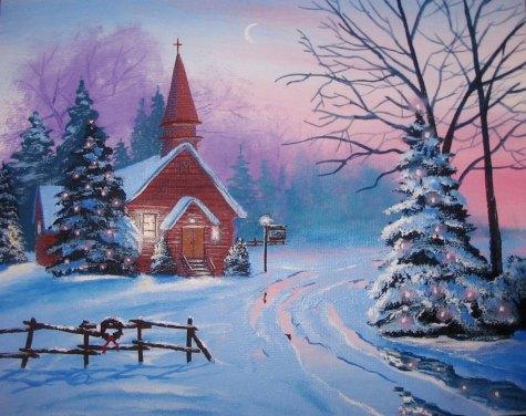 church-christmas