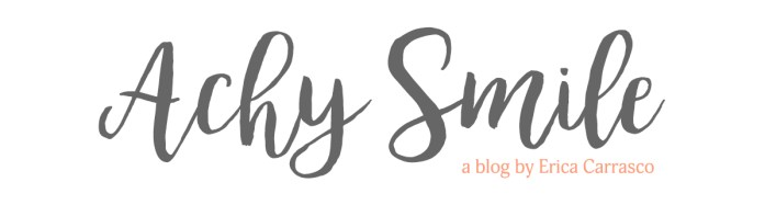 Achy Smile Logo
