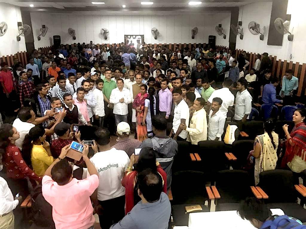 Achyuta Samanta Celebrates International Youth Day at Kandhamal 1