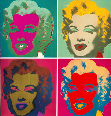 Venduta allasta la Marilyn di Warhol  Acicastello Informa