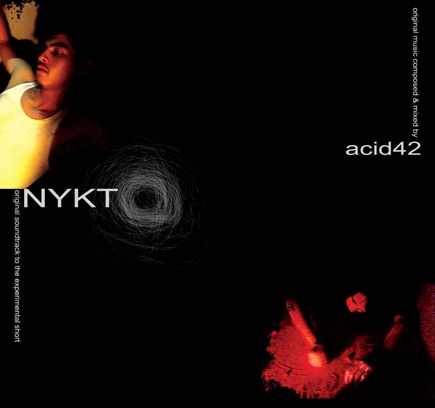 Acid42 - Nykto album cover