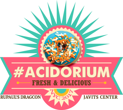 Acidorium NY – Coming Sep. 9 & 10
