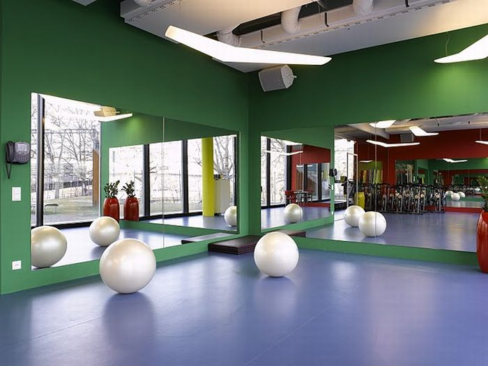 New Google Office in Zurich (68 pics)
