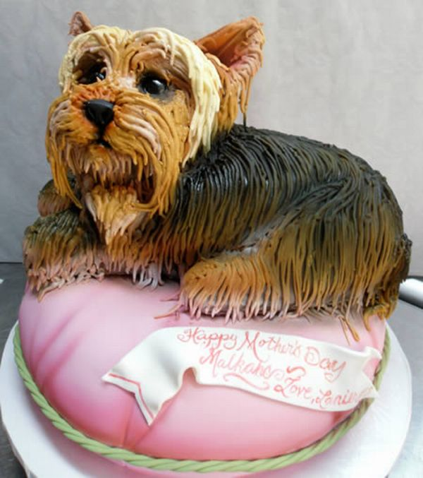 Most Amazing Cakes Real Puppy