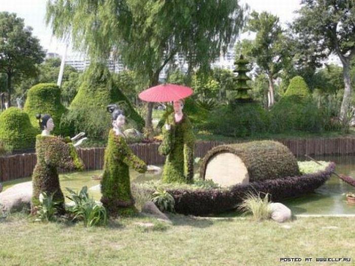 Beautiful Garden (35 pics)