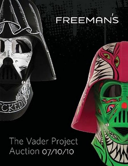 The 2010 Vader Project (18 pics)