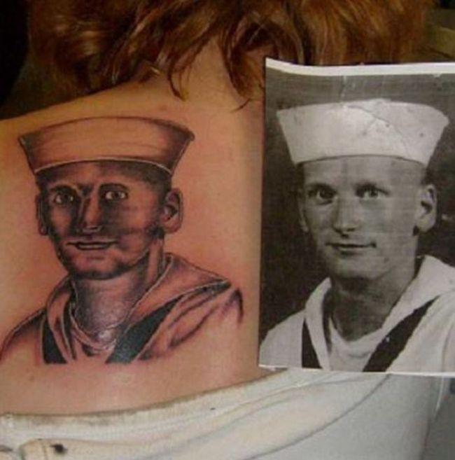 Tatuajes Horribles Frikinet