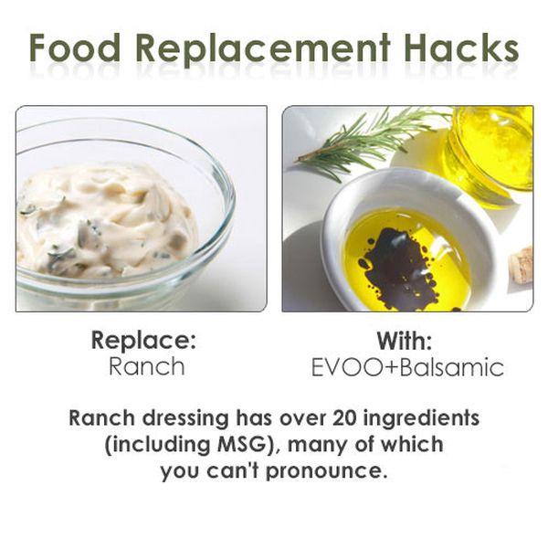 Food Replacement Hacks 18 pics