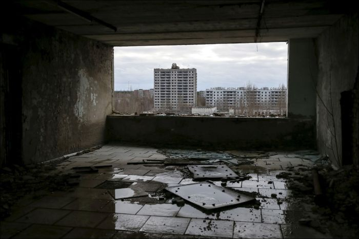 30 Years Later Chernobyl Is Still A Haunting Place (22 pics)
