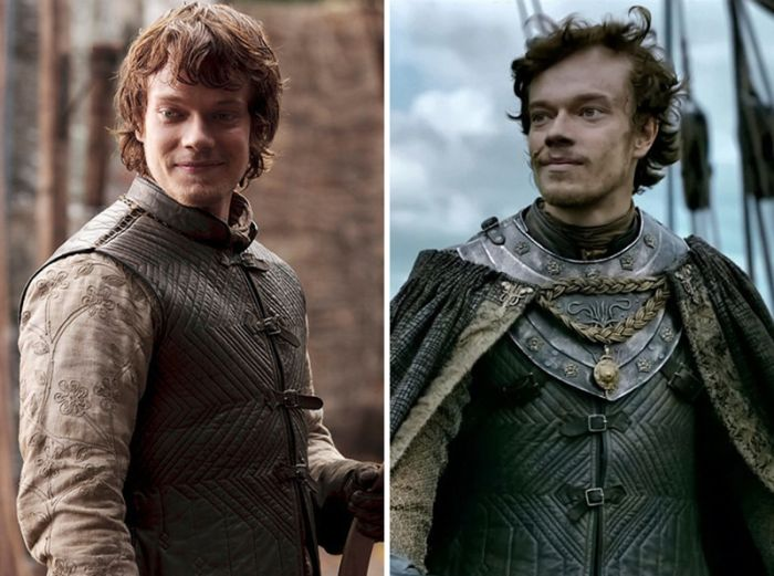 The Game Of Thrones Cast Back In The Day And Today (36 pics)