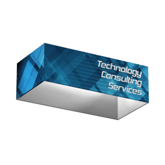 Rectangle Shaped Hanging Signs
