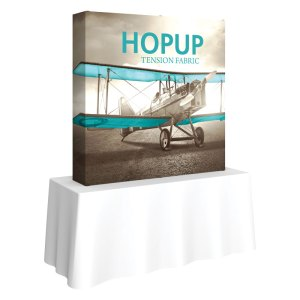 Tabletop HOPUP Exhibits