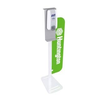 Hand Sanitizing Stations and Kiosks