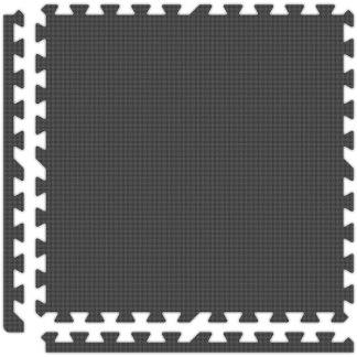 SoftFloors Interlocking Exhibit Floor Tiles