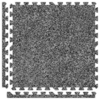SoftCarpet Interlocking Floor Tiles