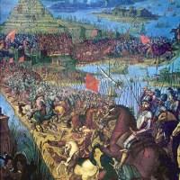 Cortés conquers the Aztecs