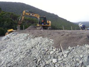 BULC Waste Rock Pile