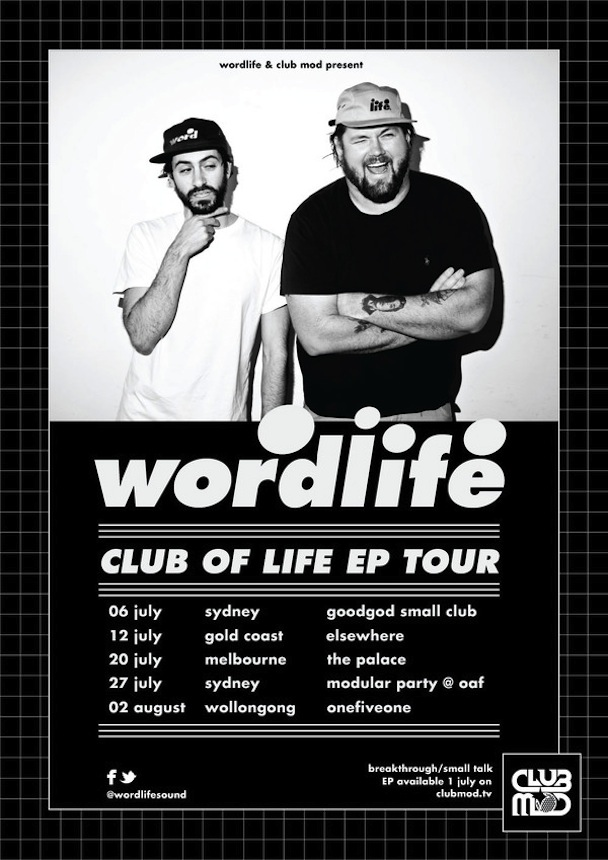 wordlife - Breakthrough EP Tour
