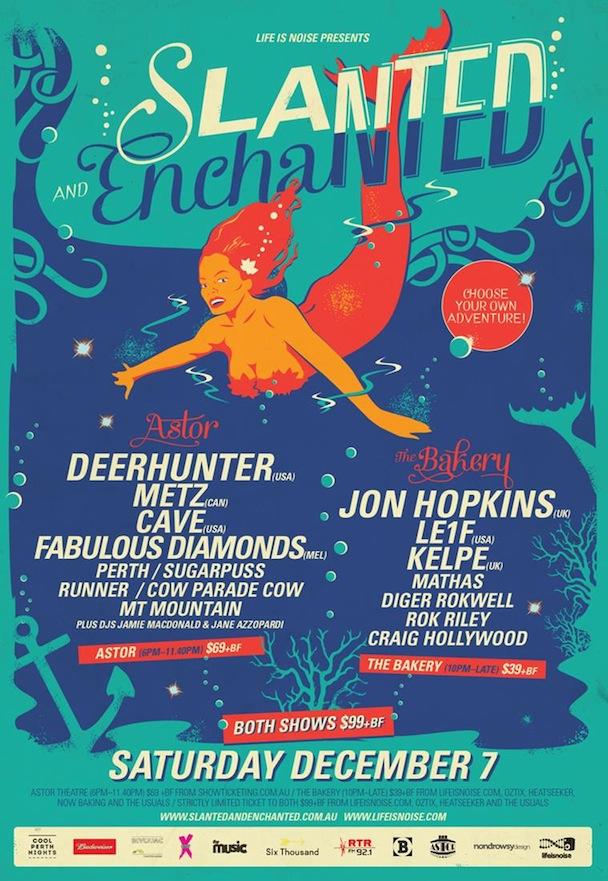 Slanted and Enchanted 2013