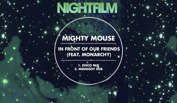 Mighty Mouse - In Front Of Our Friends