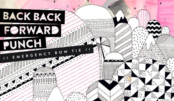 Back Back Forward Punch - Emergency Bow Tie