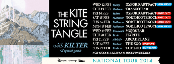 The Kite String Tangle - Given The Chance