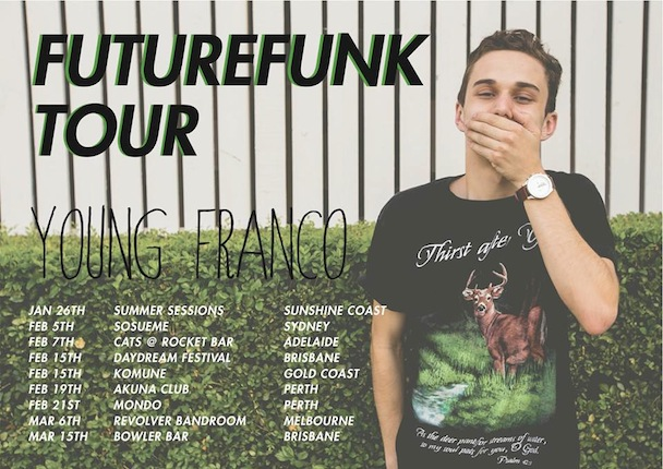 Young Franco Futurefunk Tour