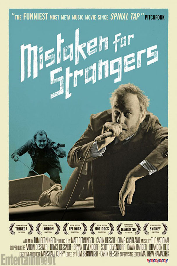 Mistaken For Strangers - The National