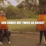 Sun Comes Out Twice As Bright - Lonely Heart