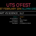 UTS O'FEST- Art Vs. Science, Illy + Peking Duk
