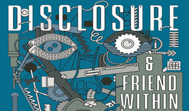 Disclosure - Friend Within - The Mechanism - acid stag