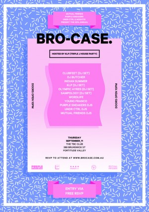 Bigsound - Bro case - acid stag