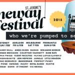 Laneway Festival - acid stag