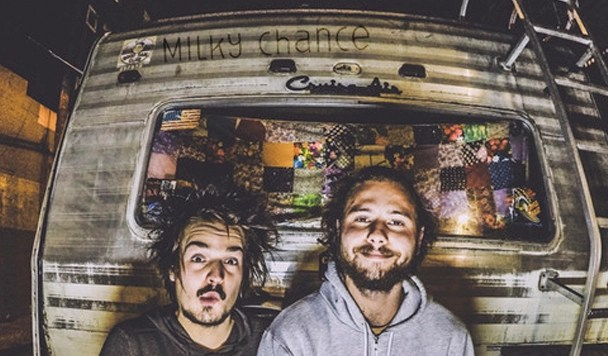 Milky Chance – Unknown Song (ft. Paulina Eisenberg) [New Single]