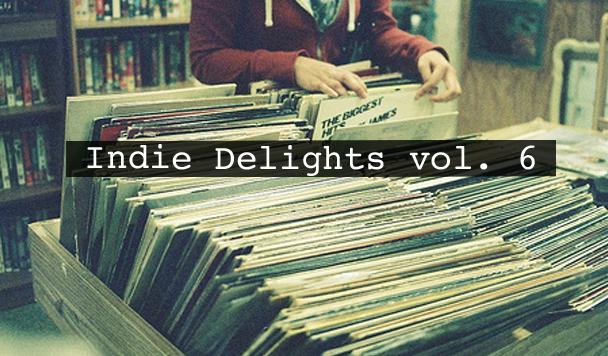 Indie Delights - SANTIPARRO, SUMMER HEART, Osca, GIRL FRIEND, Gosh Pith - acid stag