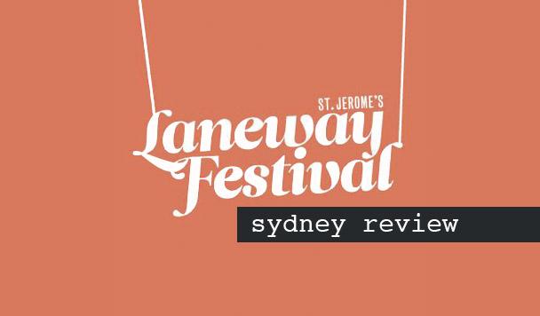 Laneway, Sydney [Review]