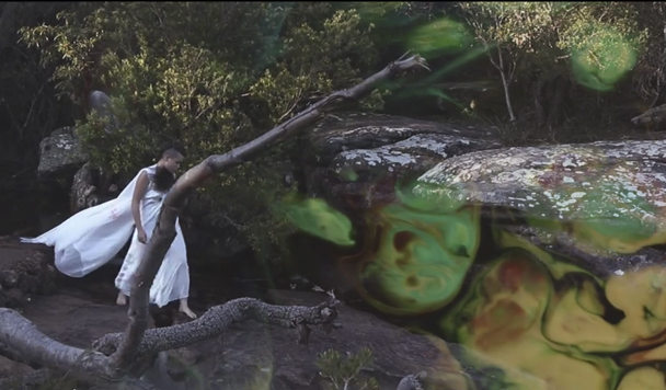 Twin Caverns - Drown [Music Video] - acid stag