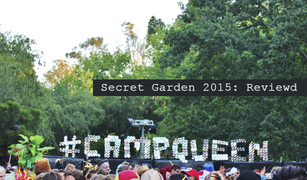 Secret Garden 2015 [Review]