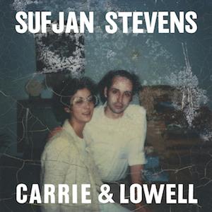 Sufjan Stevens - Carrie & Lowell -acid stag