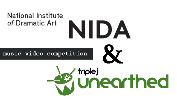triple j Unearthed x NIDA: Music Video Competition