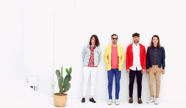 Miami Horror - All Possible Futures - acid stag
