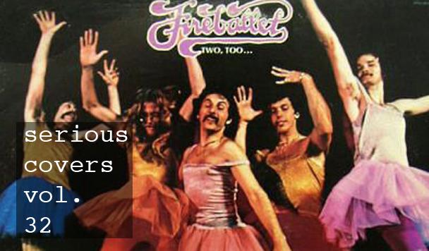 Serious Covers - Fleetwood Mac, Jai Paul, Bat For Lashes, Bill Withers, Kim Carnes, Robyn Sherwell, Tay Iwar, JAY-JAY JOHANSON, WFJ, Kasper Bjørke - acid stag