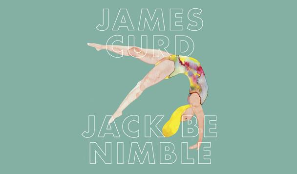 Ep Streamz: James Curd – Jack Be Nimble EP