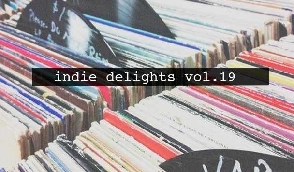 Indie Delights - Dave Monks, Stonefox, Trails and Ways, Stray Echo, FAIRCHILD - acid stag