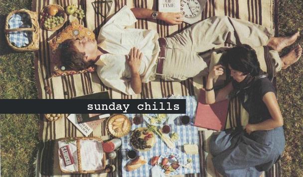 Sunday Chills - Teddy Au Top, CFCF, Chris Savor, jellis, William French - acid stag