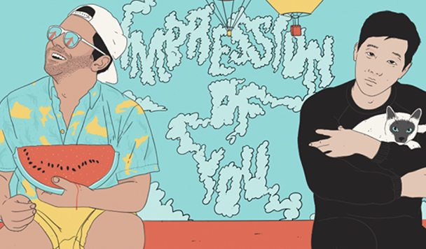 Giraffage & Viceroy – Impression Of You (ft. Patrick Baker) [New Single]