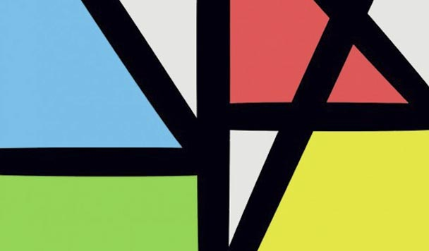 New Order - Restless - acid stag